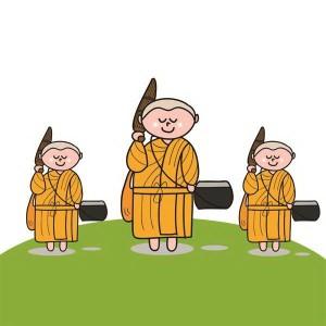 การ์ตูนพระพุทธศาสนา