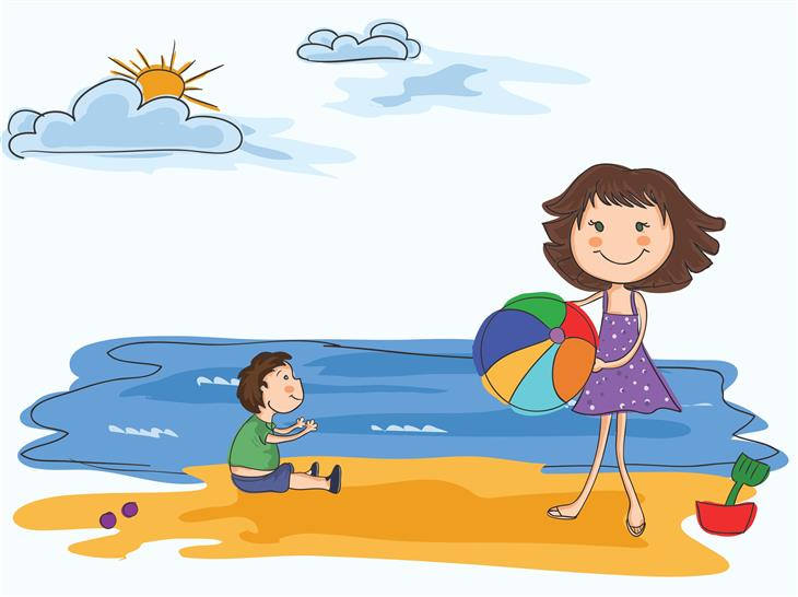 cartoon-summer