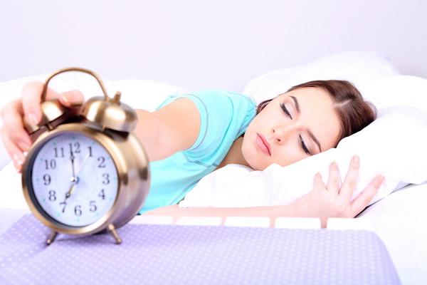 จัดตารางเวลานอน