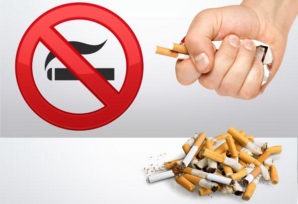 เลิกสูบบุหรี่ด้วยตนเอง คุณทำได้